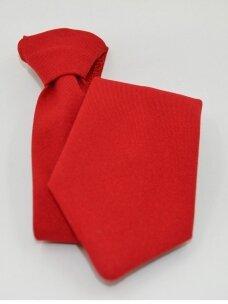 Raudonos spalvos kaklaraištis