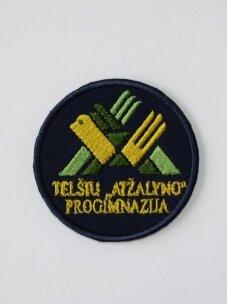 Telšių Atžalyno progimnazijos emblema