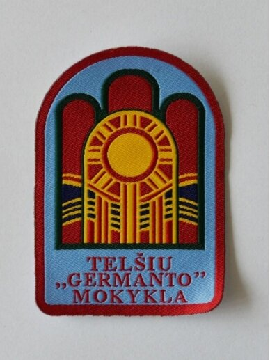 "Telšių ""Germanto"" progimnazijos emblema"