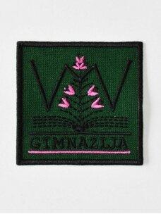 Varnių Motiejaus Valančiaus gimnazijos emblema